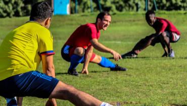 Fútbol, zapatillas deportivas nuevas: adiós sufrimiento