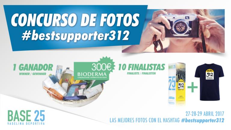 Sigue la Mallorca312 y consigue un premio a la mejor foto con el hashtag #bestsupporter312