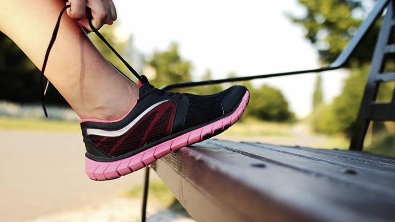 Vaselina deportiva para evitar las ampollas en los pies