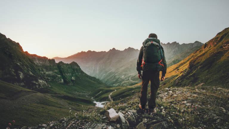 Siete claves para practicar senderismo en otoño