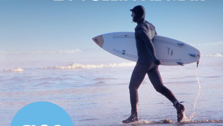 El mar vuelve a acoger a los deportistas